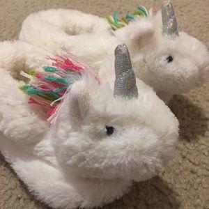 Tucker + Tate Unicorn slippers